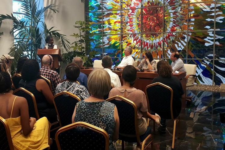 El viaje de los pastores se produce en medio del recrudecimiento del bloqueo de la administración de Donald Trump a la Mayor de las Antillas, con la aplicación del Título III de la Ley Helms Burton.