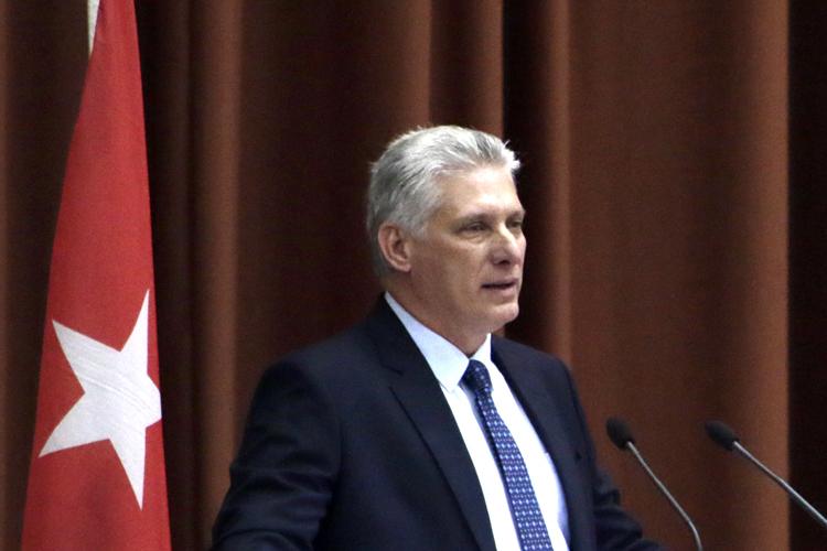 El presidente de Cuba, Miguel Díaz- Canel Bermudez, señaló que la inclusión en la lista por parte de Estados Unidos (EE.UU.) es un ataque a la política de solidaridad y cooperación de la Mayor de las Antillas hacia el mundo