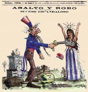 La Enmienda Platt fue un grillete con el que nació la República Neocolonial.