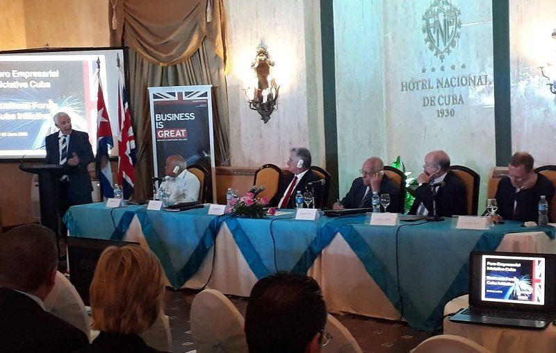 el relanzamiento de la Iniciativa Cuba marca un momento histórico de las relaciones entre ambas naciones.