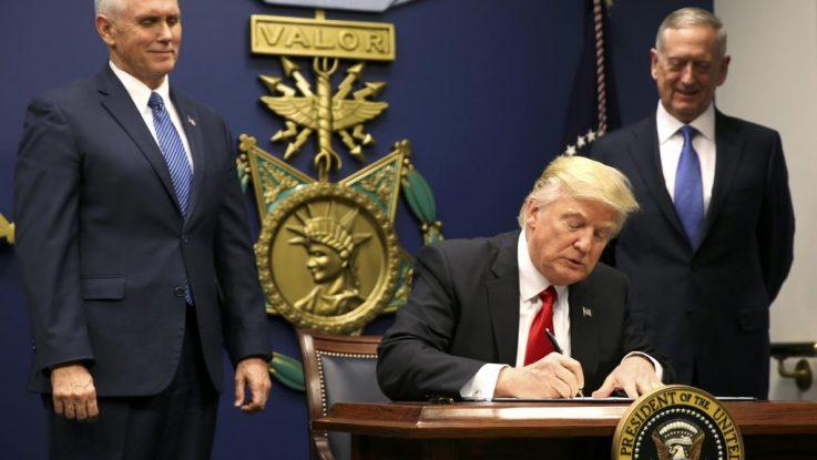 La administración de Donald Trump hace lo posible por revivir la Enmienda Platt.