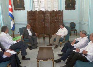 José Graziano da Silva asistió al VII Congreso Continental de la Coordinadora Latinoamérica de Organizaciones del Campo-Vía Campesina que sesionó en la provincia de Artemisa.
