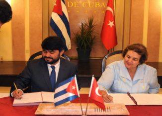 La conexión aérea a través de la aerolínea turca impacta en el traslado de los clientes hacia Cuba desde Turquía y desde otros países, con posibilidades de incrementarse.