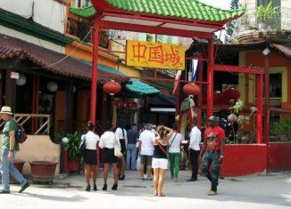 En la emblemática barriada habanera quedaron reabiertos siete restaurantes, la Casa del Té y un Jardín de Bonsáis, y todavía se labora en otras obras.