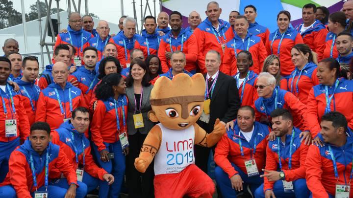 Cuba bajó al quinto lugar en la cita deportiva panamericana, con 33 de oro, 27 de plata y 38 de bronce.
