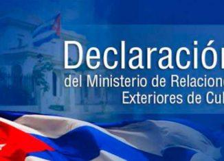 La USAID destina millonarios fondos a financiar acciones y búsqueda de información para desacreditar y sabotear la cooperación internacional que presta Cuba en la esfera de la salud en decenas de países y para beneficio de millones de personas.