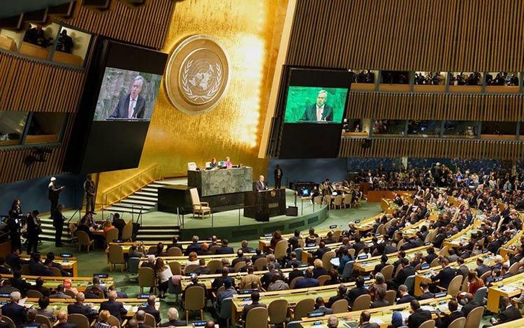 Presidentes de varias naciones intervinieron en la Asamblea General de ONU en su 74 período de sesiones y aprovecharon sus discursos para rechazar, una vez más, el bloqueo que impone unilateral e injustamente Washington a La Habana desde hace casi 60 años.
