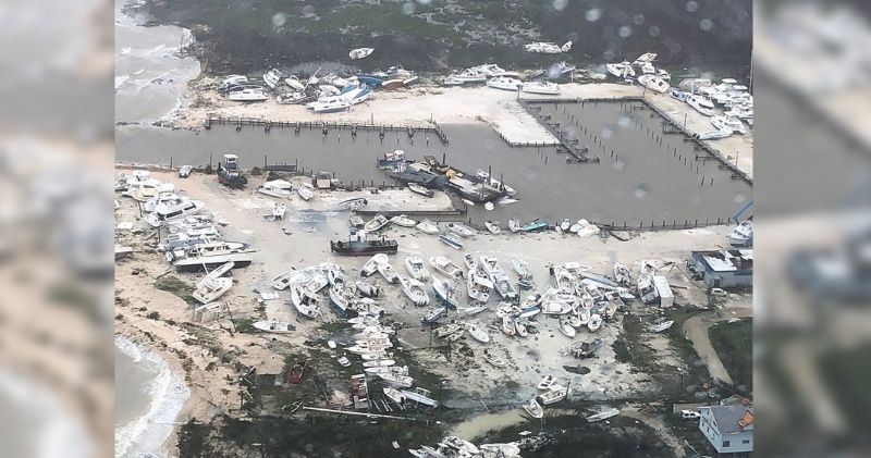 El presidente Miguel Díaz-Canel Bermúdez expresó la disposición del pueblo y gobierno cubano de ayudar a Bahamas ante los daños provocados por el devastador huracán Dorian.