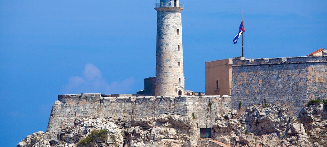 La fortaleza fue construida para proteger a la villa de San Cristóbal de La Habana de los ataques de corsarios y piratas.