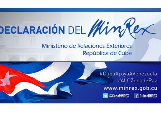 La viceministra de Relaciones Exteriores Anayansi Rodríguez calificó de arbitraria e injusta la nueva ronda de sanciones impuestas el pasado 20 de septiembre por la Casa Blanca.