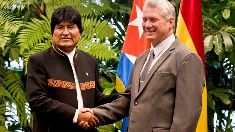 El primer presidente indígena de Bolivia calificó de ¨injusto, inmoral e inadmisible¨ que 26 personas en el mundo tengan la misma riqueza que tres mil 800 millones de individuos.