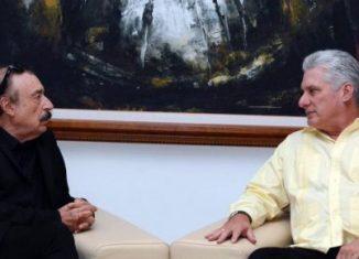 Ramonet visitó recientemente a Lula en la sede policial de Curitiba donde está encerrado desde hace más de 500 días. También se reunió en Venezuela con el Presidente Nicolás Maduro y otros integrantes del Gobierno venezolano.