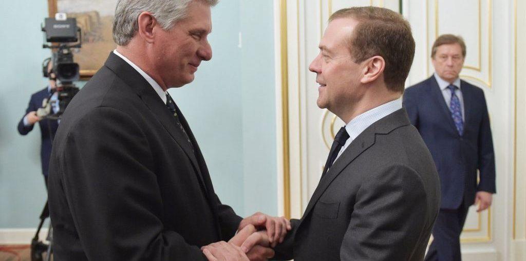 Durante la visita, el premier ruso mantendrá conversaciones con el presidente del Consejo de Estado y del Consejo de Ministros, Miguel Díaz-Canel Bermúdez para abordar temas de actualidad de la cooperación bilateral.