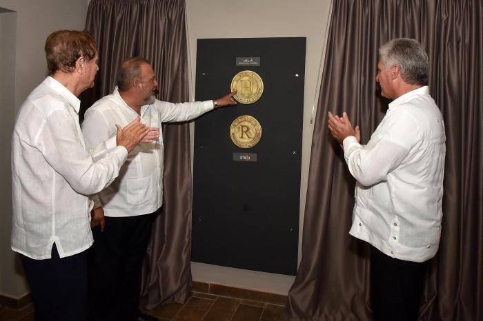 Gabriel Escarrer Juliá, presidente de Meliá Hotels International, ratificó el compromiso de su entidad con Cuba.