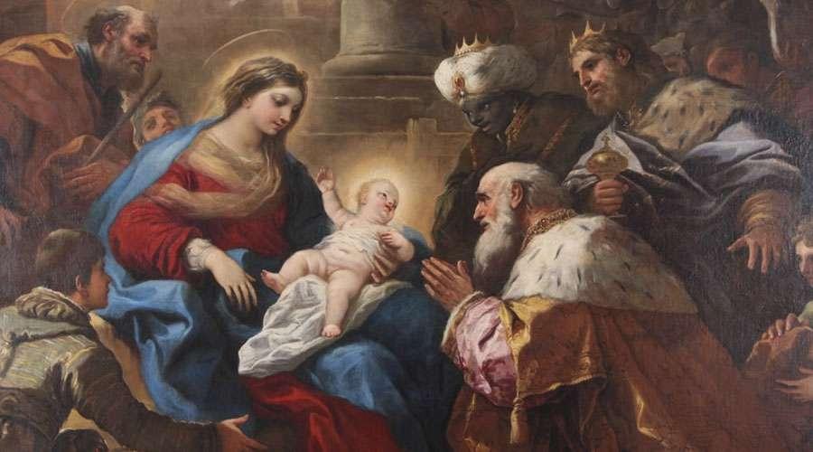 Los Tres Reyes Magos dan el nombre a la Fortaleza.
