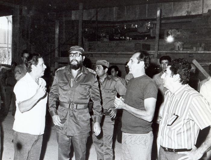 En el acto se le envió también a Raúl un reconocimiento que distingue al Comandante en Jefe Fidel Castro como miembro fundador de la institución.