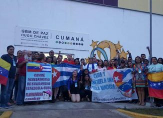 El X Encuentro del Movimiento de Hermandad y Solidaridad Mutua Venezuela-Cuba exigió a EE.UU. poner fin al bloqueo económico, comercial y financiero que mantiene por casi 60 años contra el pueblo cubano.
