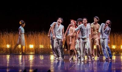 El Centro Nacional de Artes Escénicas de Beijing está listo para acoger la primera de las presentaciones que la compañía cubana ofrecerá al público de China, adonde llegó como parte de una gira asiática.