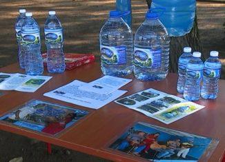 Los tres pozos de agua mineral natural que hoy se explotan en la embotelladora Ciego Montero, de Palmira, tienen reservas estimadas para varias décadas.