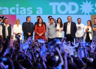 Mandatarios de Venezuela, México, Salvador y Bolivia felicitaron a la Fórmula Fernández Fernández por su triunfo electoral en primera vuelta.