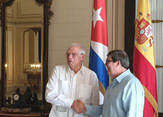 Cuba y España mantienen relaciones basadas en el respeto mutuo y diálogo transparente. La nación europea está entre los principales socios económico-comerciales de la isla.