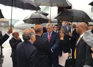 Esta visita es de una relevancia emblemática y una muestra más del aprecio, del cariño, de la hermandad histórica del pueblo y Gobierno mexicanos con Cuba.