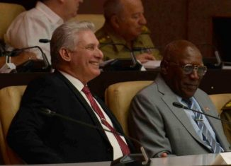Los diputados cubanos eligieron además como vicepresidente del país a Salvador Valdés Mesa.