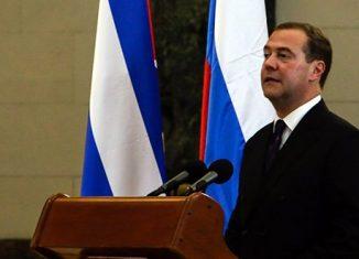 Este 4 de octubre el primer ministro ruso visitará además las instalaciones del proyecto conjunto Zarubezhneft – Cuba-Petróleos, en la zona de Boca de Jaruco, al este de la capital cubana.