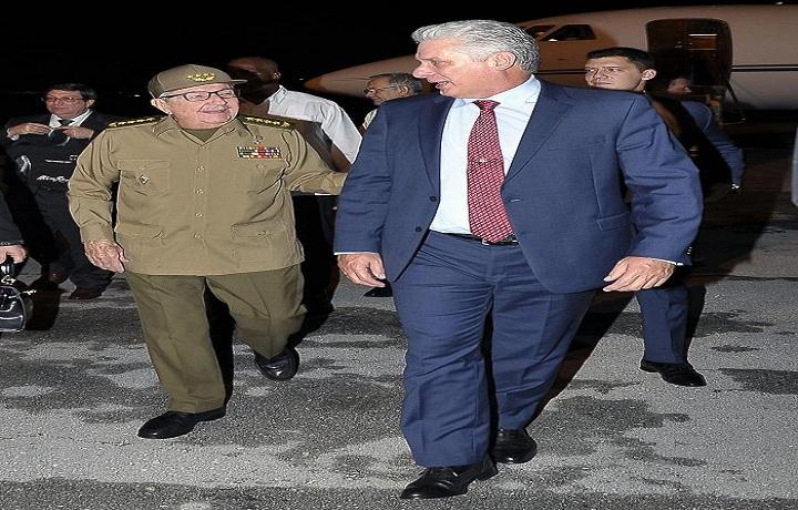 Durante la visita oficial a ese hermano país, el mandatario cubano sostuvo conversaciones oficiales con el presidente Andrés Manuel López Obrador y cumplimentó otras actividades.
