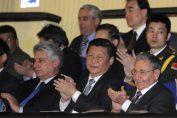 El presidente del gigante asiático, Xi Jinping, felicitó al Primer Secretario del Partido Comunista de Cuba, Raúl Castro Ruz, por el éxito de la sesión extraordinaria de la IX Legislatura.
