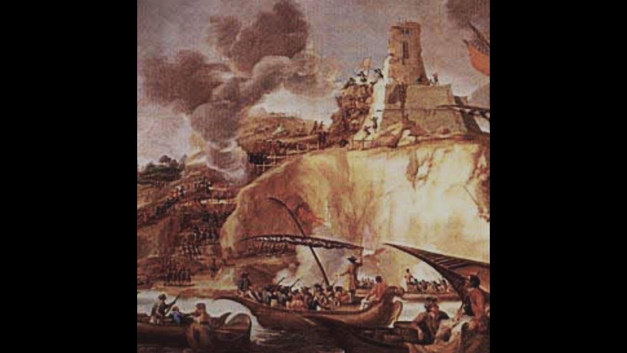 La toma de La Habana por los ingleses fue el motivo de la construcción de la Fortaleza.