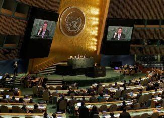 Este 7 de noviembre, por vigésimo octava ocasión consecutiva, las Naciones de Unidas votarán el proyecto de resolución contra el bloqueo: Necesidad de poner fin al embargo económico, comercial y financiero impuesto por los Estados Unidos de América contra Cuba.