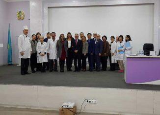 Un intenso accionar desarrolla en el país euroasiático la delegación de Biocubafarma y del Instituto de Inmunología Molecular de Cuba.