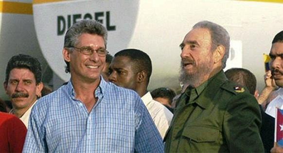 El presidente cubano retuiteó este 25 de noviembre varios artículos del periódico Granma que recuerdan a Fidel Castro desde diferentes aristas, entre ellas, la de gran comunicador.