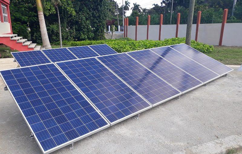 Sus resultados tendrán un impacto directo en la transformación del sector energético en Cuba, según la política de desarrollo fijada por el Gobierno a favor de las fuentes renovables de energía.