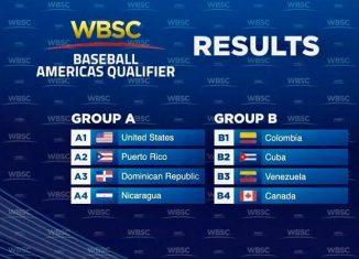 Se jugará en Arizona, Estados Unidos, del 22 al 26 de marzo de 2020. En el grupo de Cuba, también aparecen las escuadras de Colombia, Canadá y Venezuela.