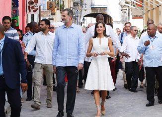 La visita de los reyes españoles coincide con las celebraciones por los 500 años de la fundación de la Villa de San Cristóbal de La Habana, donde prevén desarrollar varias actividades antes de trasladarse el próximo jueves hasta Santiago de Cuba.