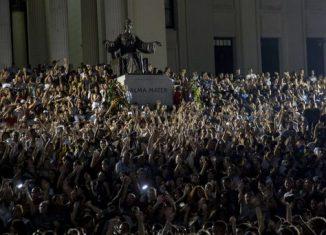 Bajo el lema central 'Fidel Antimperialista', el evento comenzó con un audiovisual que recoge la formación de este pensamiento y accionar en el líder de la Revolución cubana.