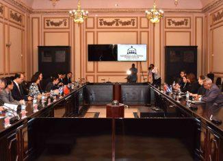 Ambas partes ratificaron el excelente estado de las relaciones bilaterales, que en el 2020 arribarán al aniversario 60 de su establecimiento.