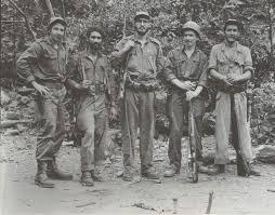 Siete fusiles, un fuerte abrazo de hermandad y la férrea convicción de que el triunfo era posible, marcaron la ruta definitiva hasta enero de 1959 y se ganó la guerra como lo vaticinó Fidel.