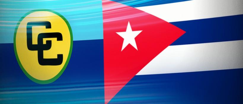 Las pequeñas naciones del Caribe, con su política soberana y digna fueron pioneras en abrir sus brazos a Cuba cuando el imperio exigía aislarnos», publicó en su cuenta en Twitter el Presidente de la República Miguel Díaz-Canel