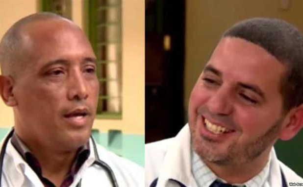 reiteró que se hacen todos los esfuerzos para la liberación y retorno seguro a la Patria de los doctores Assel Herrera y Landy Rodríguez.