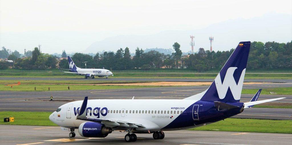Tras el reemplazo de todos sus aviones Boeing 737-700 por modelos tipo 737-800, Wingo ha iniciado su plan de expansión. El primer destino elegido para este aumento de vuelos es La Habana.