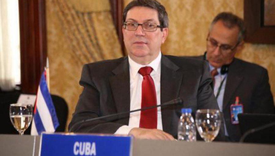 La delegación cubana, presidida por el canciller Bruno Rodríguez Parrilla, convocó a la Comunidad de Estados Latinoamericanos y Caribeños a revitalizar los intercambios entre los países miembros para consolidar la integración.