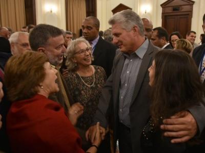 Un total de 623 831 cubanos residentes en el exterior visitaron el país en 2019, de ellos 552 816 procedieron de Estados Unidos.