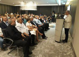 Evento culinario internacional que tiene como objetivo promover los valores de la cocina criolla nacional. A la cita asisten más de 200 delegados de Estados Unidos, México, España e Italia, así como la nación anfitriona.