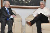 Cuba fue la primera escala de un viaje de trabajo que realiza el director de la RAE y que incluye además a Panamá, Nicaragua, El Salvador, Guatemala, Honduras y República Dominicana.