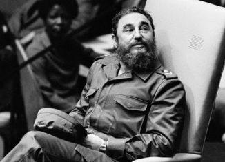 El presidente recordó las palabras del Líder Histórico de la Revolución cubana ante la hostilidad que ha caracterizado la política de Estados Unidos hacia la Isla.