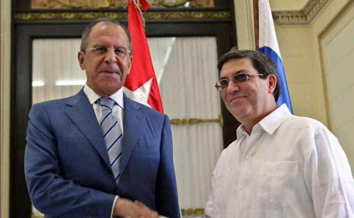 El canciller ruso tendrá un encuentro con su homólogo cubano, Bruno Rodríguez Parrilla, con quien abordará el recrudecimiento de las medidas coercitivas contra la isla por Estados Unidos.