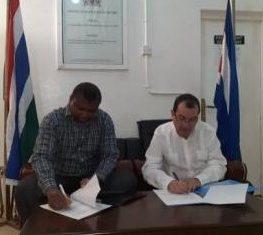 Cuba renovó en 2020 su colaboración médica con Gambia